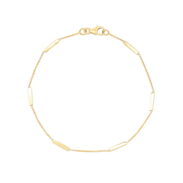 Jennifer Meyer Bar Bracelet
