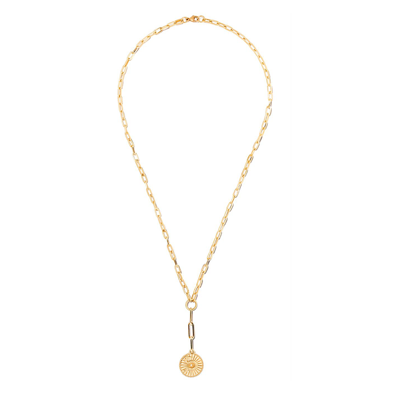 Foundrae Refined Clip Baby Wholeness Necklace