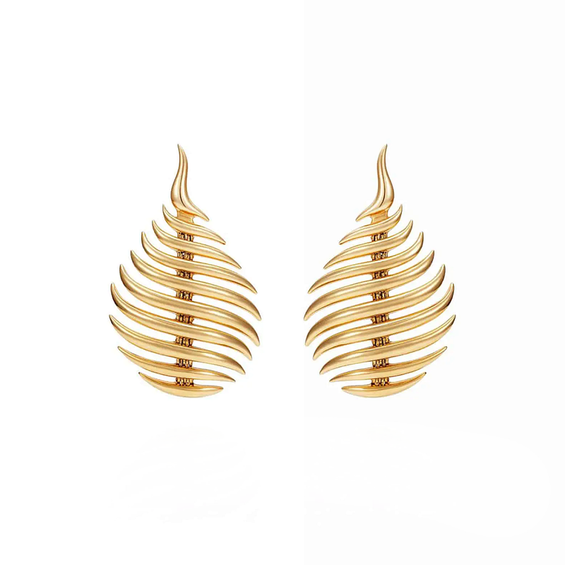 Fernando Jorge Flame Small Earrings