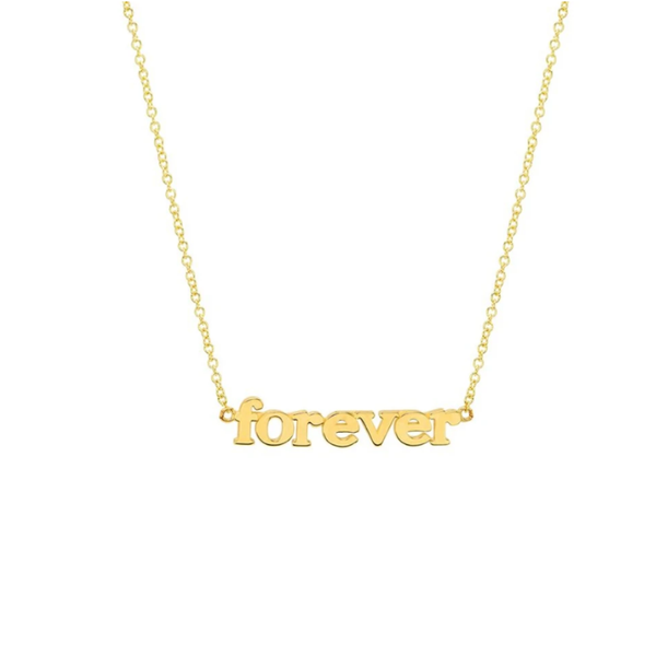 Jennifer Meyer Forever Necklace