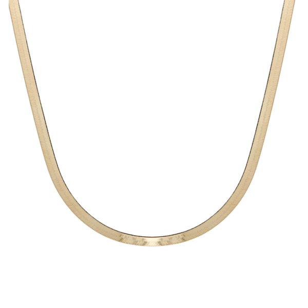 "Zoe Chicco 16"" Herringbone Chain"