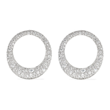 Anita Ko Large Galaxy Diamond Earrings