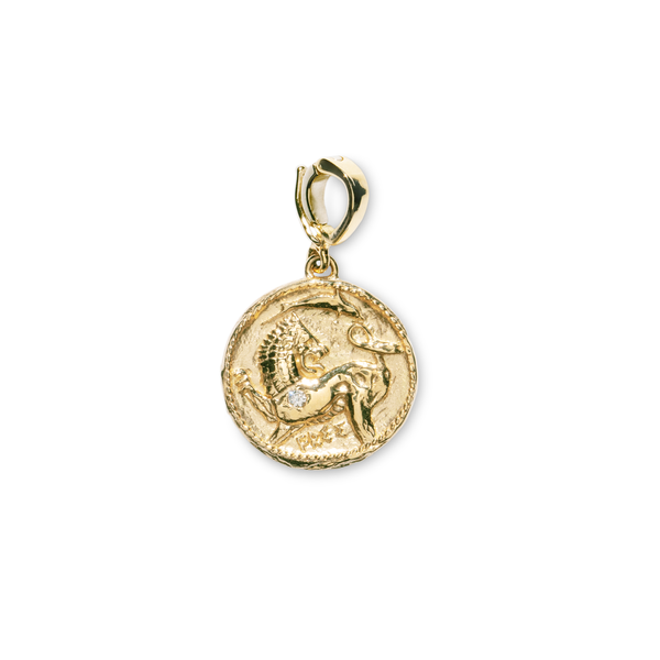 Azlee Small Animal Kingdom Coin Charm
