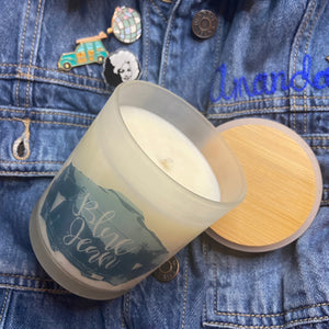 Signature Blue Jean Candle