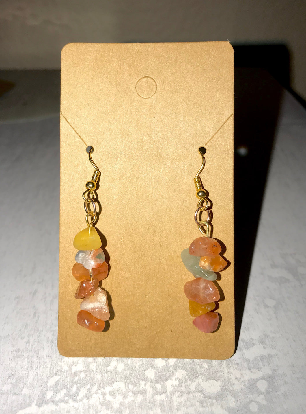 Tropical Pebble Earrings