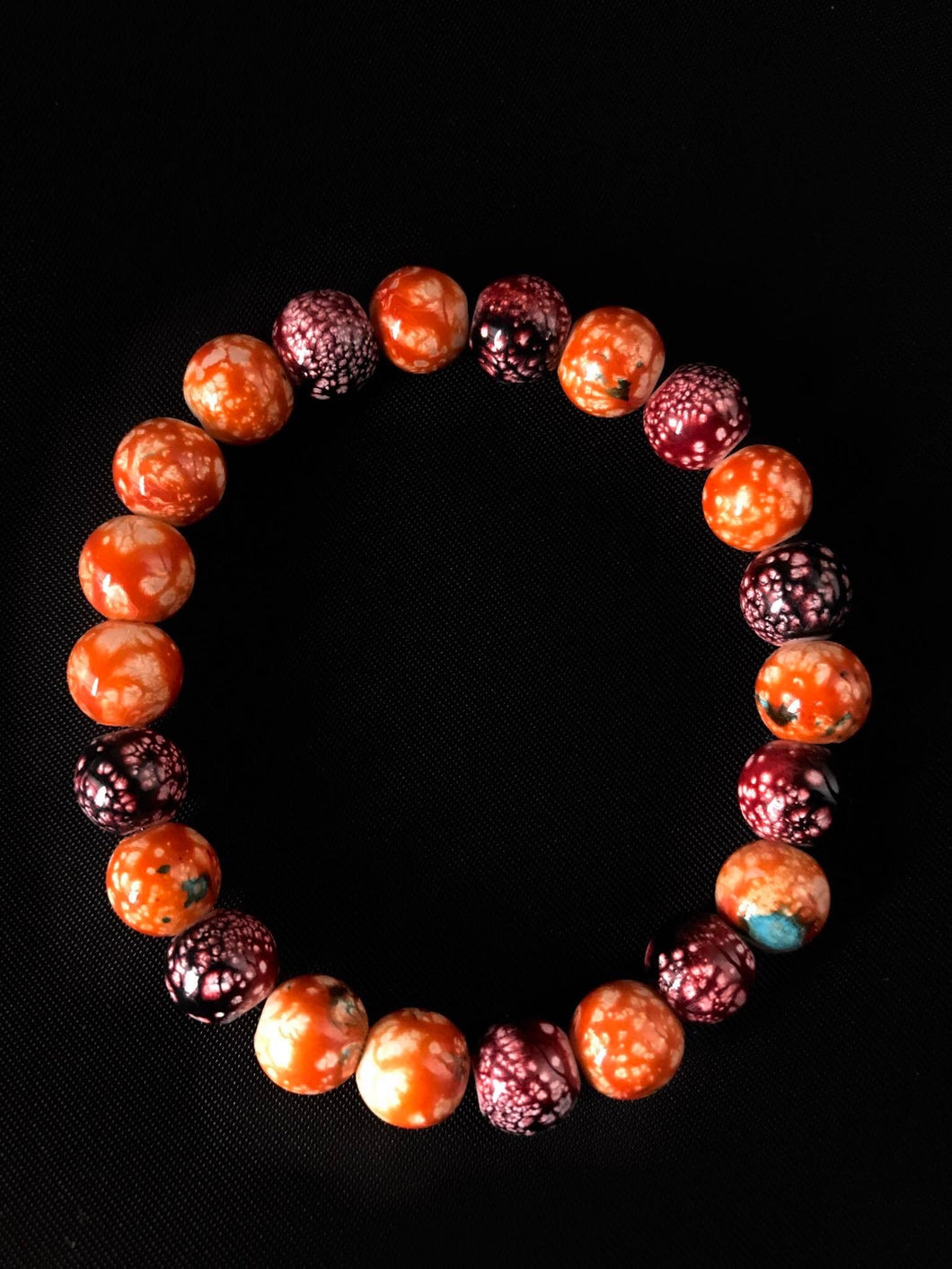 "Mandarin Wax Bracelet ""Autumn"" *SALE*"