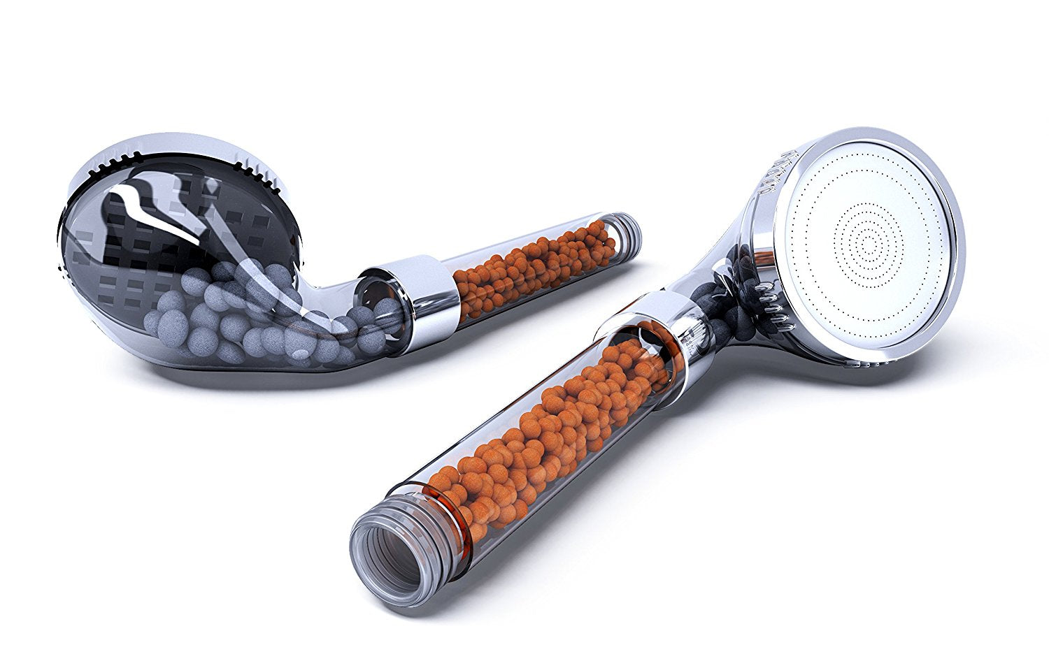 Water Saving Mineral Cleansing Shower Head