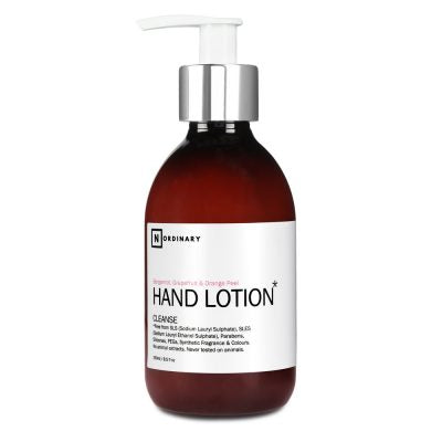 No ordinary Hand Lotion
