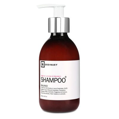 No Ordinary Shampoo
