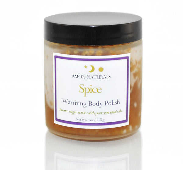 Spice Sugar Polish
