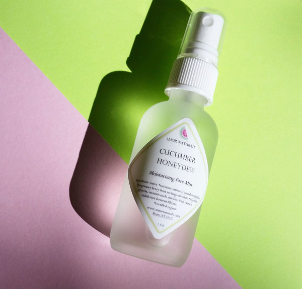 Cucumber Honeydew Face Mist