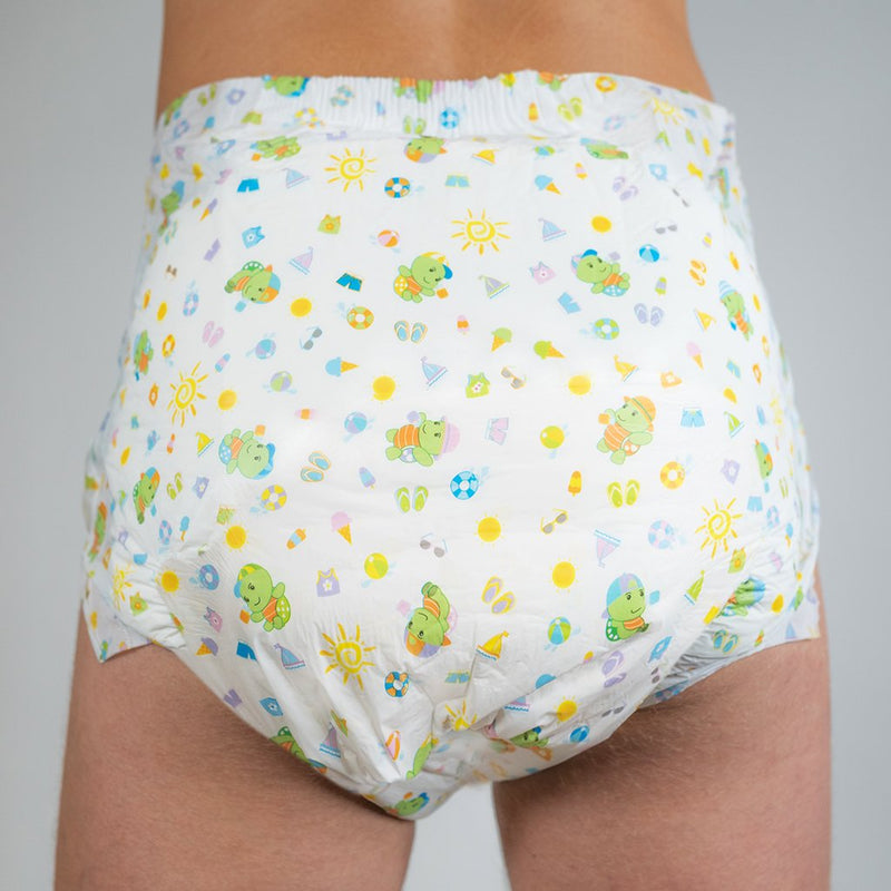 Sun N' Fun Landing Zone Print Diapers Subscription