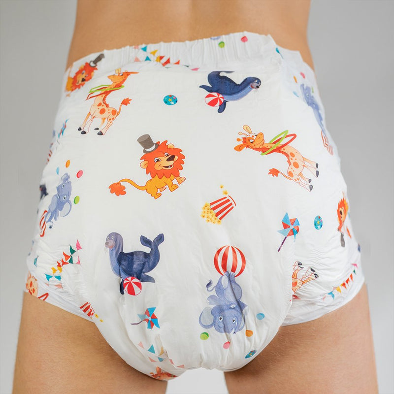 Karnevalee All Over Print Diapers Subscription