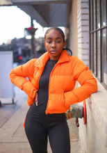 Load image into Gallery viewer, La Flaire Jacket (Orange)