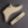 STREAMLINE - Cabronita Pickguard and Backplate Set - Cream/Black/Cream