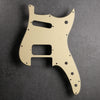 Cream/Black/Cream - Duosonic H/S Pickguard - 3-ply Vinyl