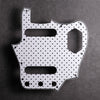 Four Thousand Holes - Jaguar Pickguard - White/Black/White