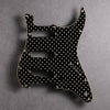 Four Thousand Holes - Stratocaster Pickguard - Black/Cream/Black