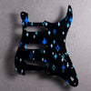 Sleepwalk - Stratocaster Pickguard - Black