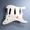 THE RIDER - Stratocaster Pickguard - in Ivory