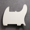 Esquire Pickguard - Parchment Single-Ply - 5-hole
