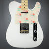 """Key West"" Telecaster Pickguard - Cream"