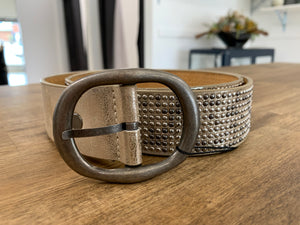 Authentic Stud Leather Belts
