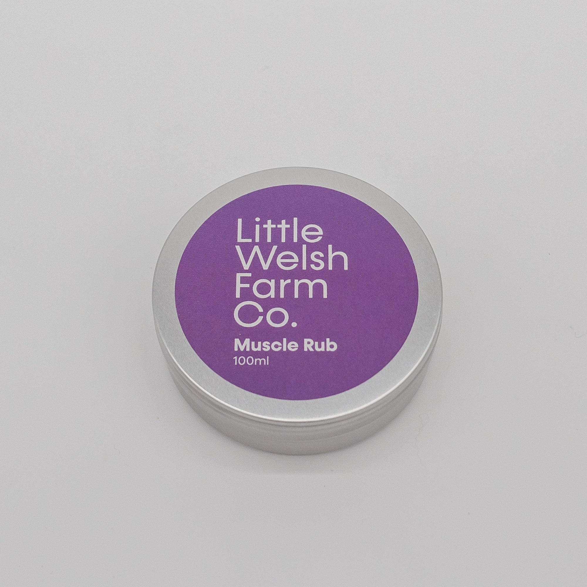 welsh organic muscle rub made from sustainable ingredients