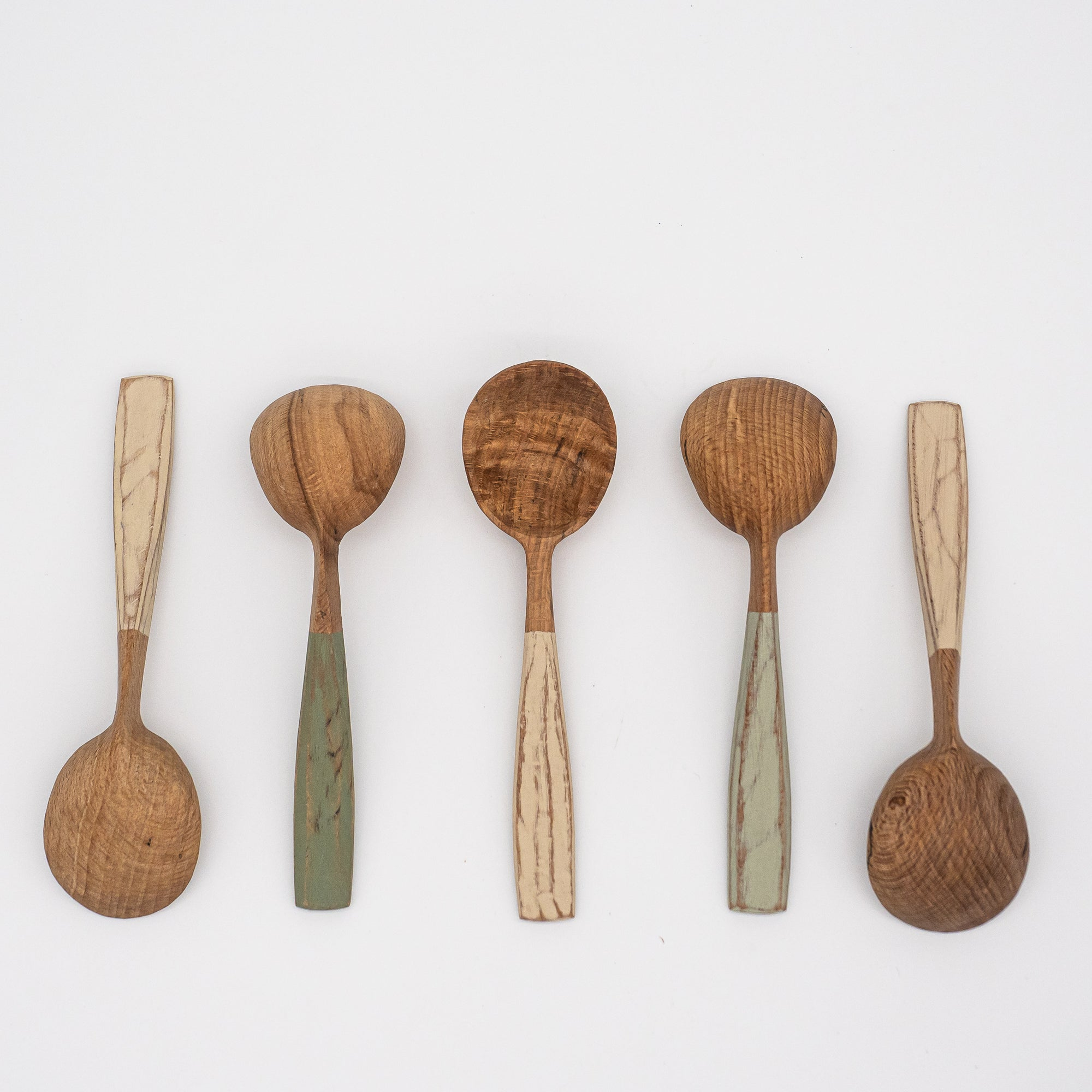 Hand Carved Eating Spoons (Sold individually)
