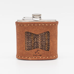 Hip Flask by Welsh Tweed