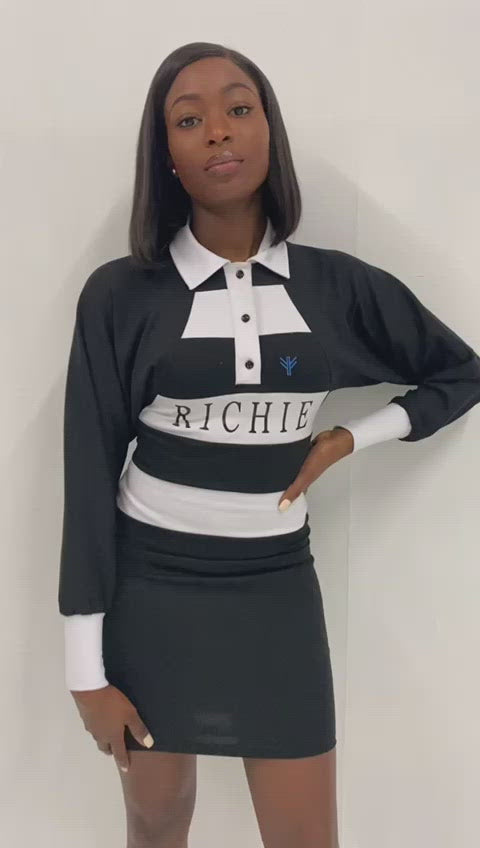 Royal Rugby Dress