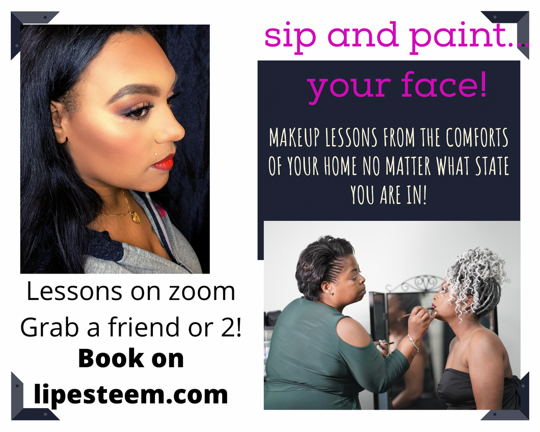 Lip Esteems Sip and Paint