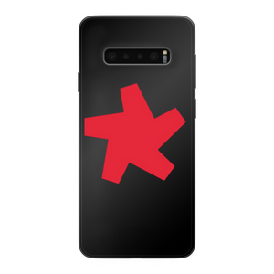 New Anche Black Soft Phone Case