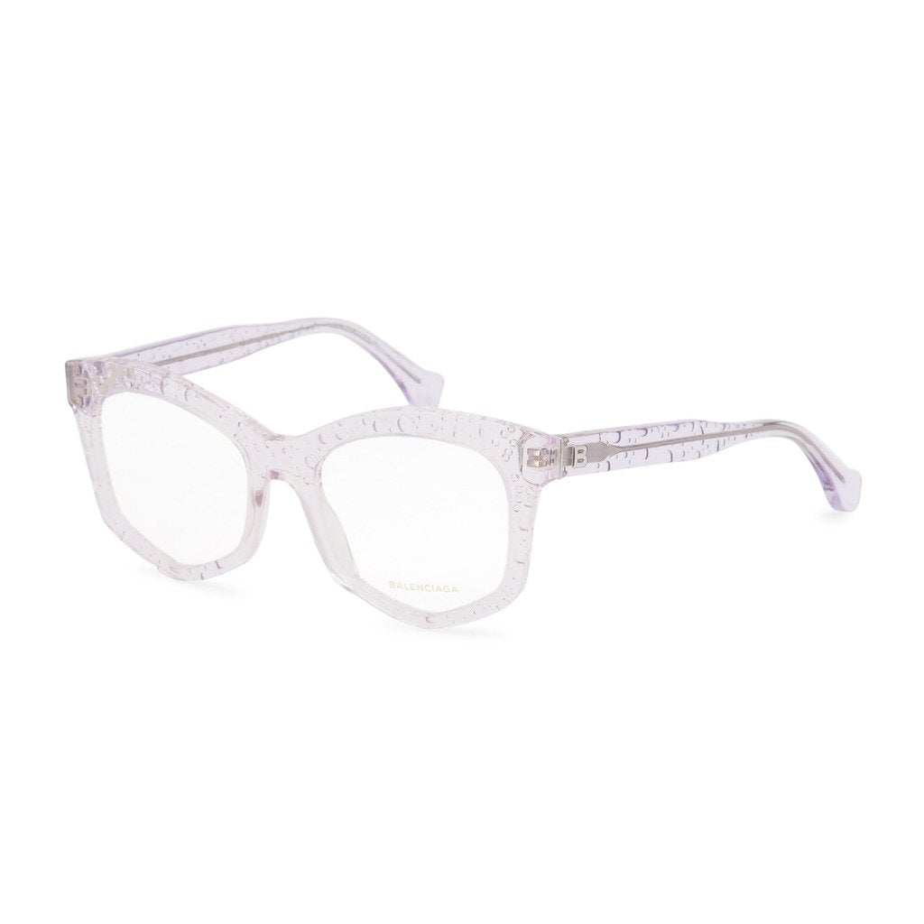 White Acetate Eyeglasses
