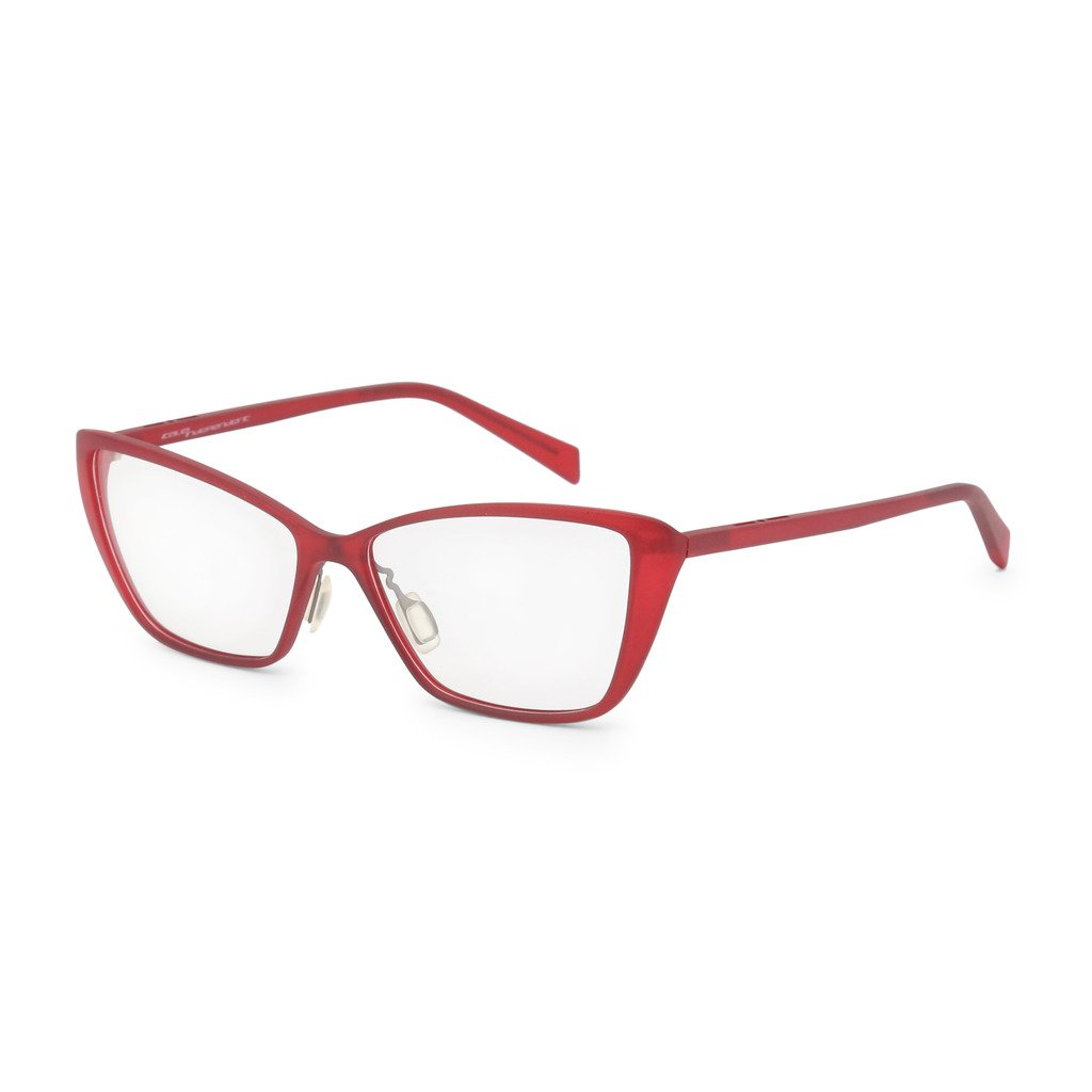 Red Acetate Eyeglasses