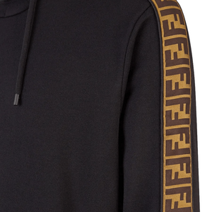 FENDI FF TRACKSUIT SET IN BLACK