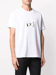 GIVENCHY STUDIO HOMME TEE IN WHITE