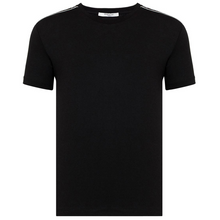 Load image into Gallery viewer, GIVENCHY 4G TAPE TEE IN BLACK