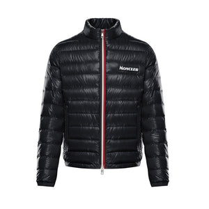 MONCLER PETICHET DOWN PADDED JACKET IN BLACK