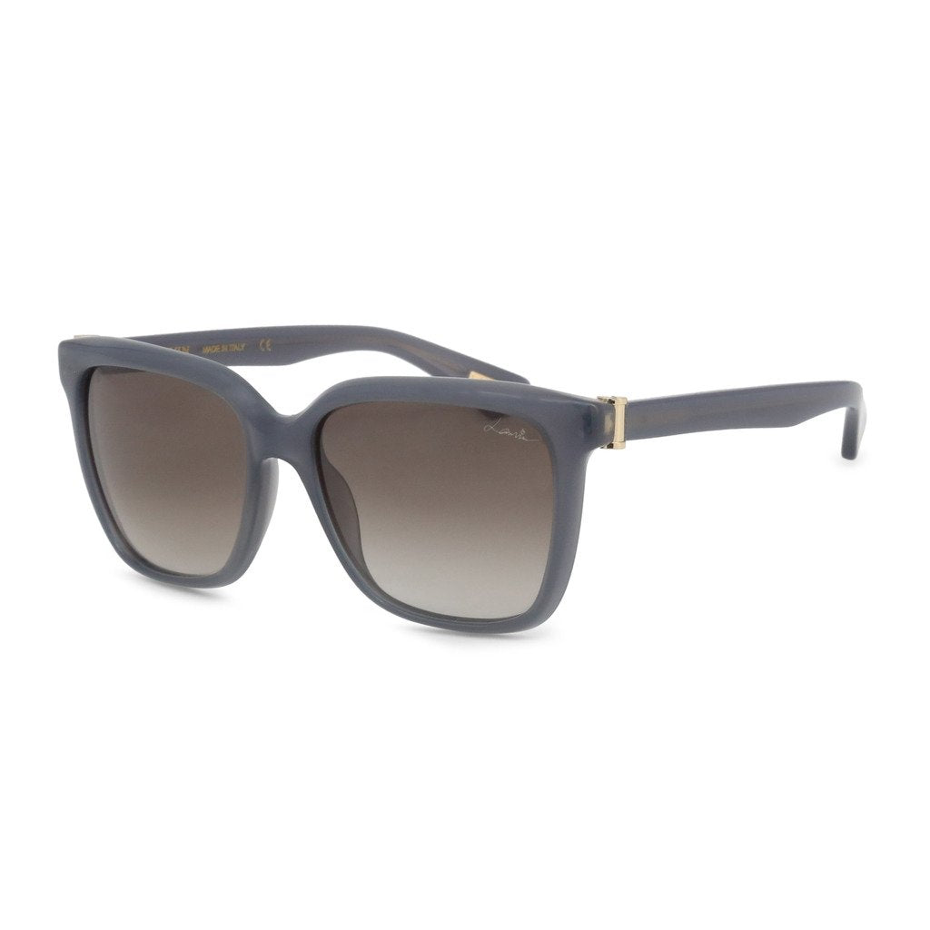 Gray Acetate Sunglasses