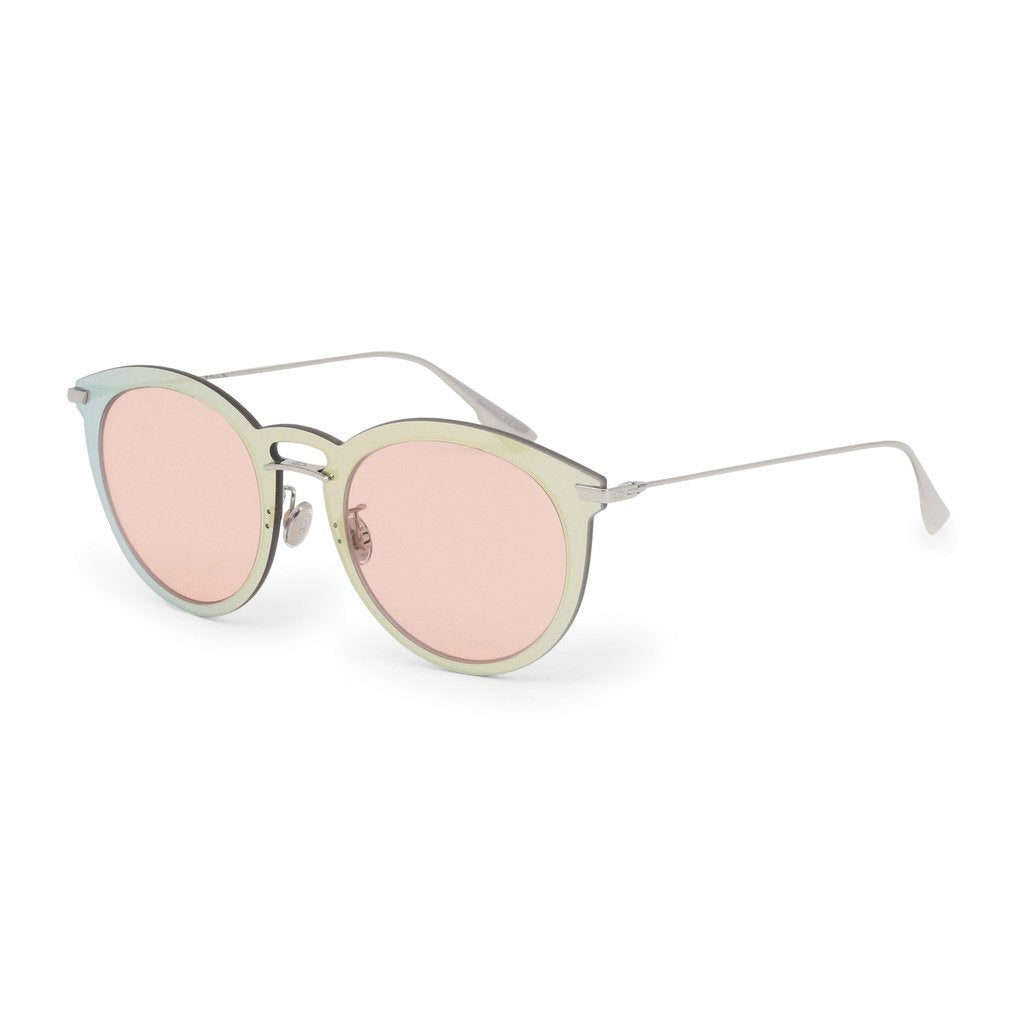 Gold and Silver Metal Sunglasses