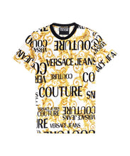 Load image into Gallery viewer, VERSACE JEANS COUTURE PRINT SPROUS BAROQUE WHITE