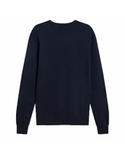 Load image into Gallery viewer, CP COMPANY CREW NECK SWEATER - NAVY