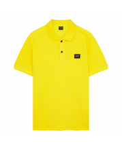 Load image into Gallery viewer, PAUL & SHARK POLO SHIRT SMALL LOGO-YELLOW