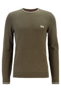 Hugo Boss SWEATER-GREEN
