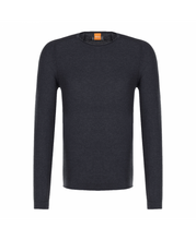 Load image into Gallery viewer, Hugo Boss-KALMUT SWEATER-BLACK