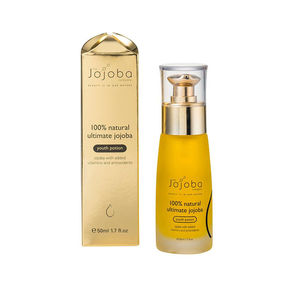 THE JOJOBA COMPANY Jojoba Ultimate Youth Potion With Coq10 & L22® 50ml