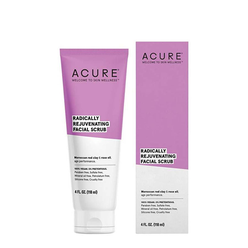 ACURE Radically Rejuvenating  Facial Scrub 118ml