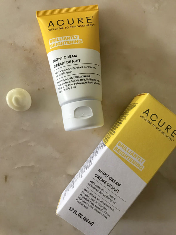 ACURE Brightening  Night Cream 50ml