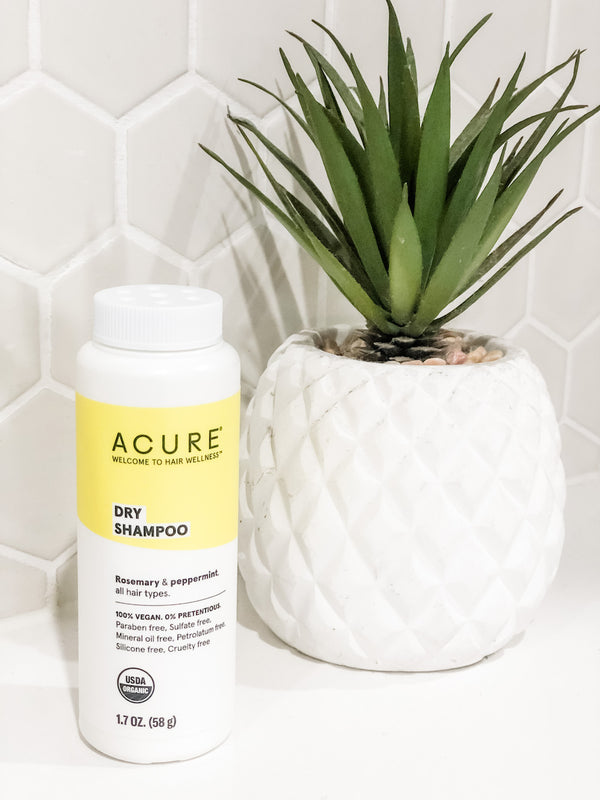ACURE Brightening  Dry Shampoo 50g